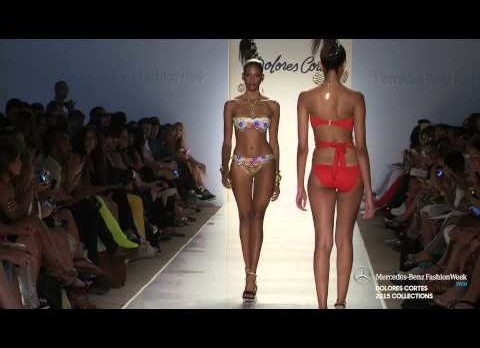 DOLORES CORTES: MERCEDES-BENZ FASHION SWIM 2015 COLLECTIONS