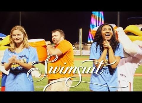 Watch Ariel Meredith and Jessica Perez take the ALS Ice Bucket Challenge