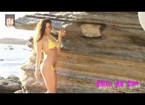 Sexy Bikini  Photo shoot with Afton