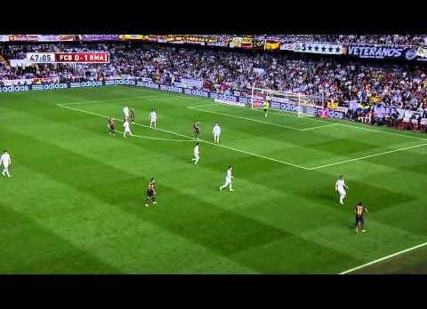 Neymar vs Real Madrid CdR Final HD 1080i 16 04 2014 by MNcomps