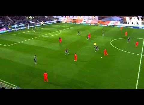 Neymar vs SD Eibar Away 14 03 2015 by MNcomps mp4