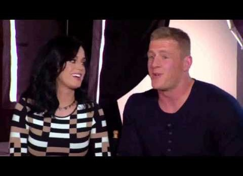 Katy Perry Behind The Scenes Super Bowl Shooting #katy perry